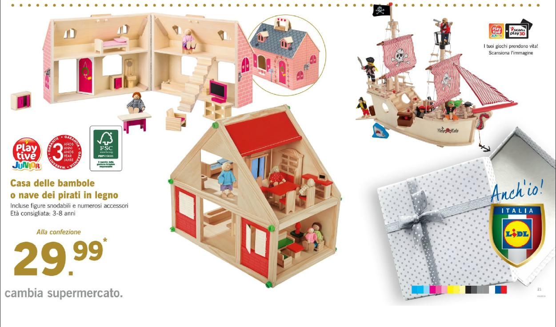 Un giocattolo in legno per il tuo bambino da lidl trovi for Costruisci il tuo gioco online di casa